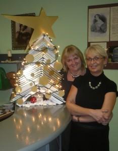 najlepsze życzenia świąteczne od biblioteki