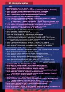 program LP 2015